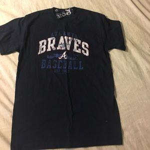 Tops - Braves baseball t shirt